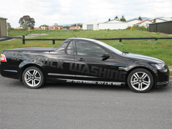 Vehicle Signage Rotorua Car Wrap Vehicle Signwriting Bop
